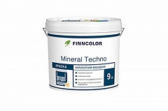 Finncolor Mineral Techno MRC База С 9л (060517-TK)/44 шт под